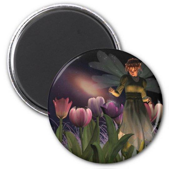 Fairy Night Magnet