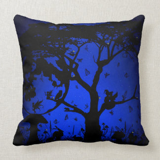 FAIRY NIGHT THROW PILLOW