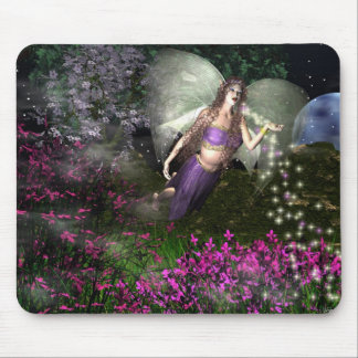 Fairy NightMagick Mouse Pad