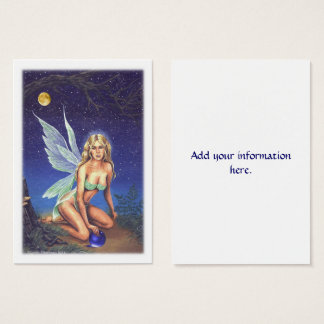 Fairy Nocturne Business Card