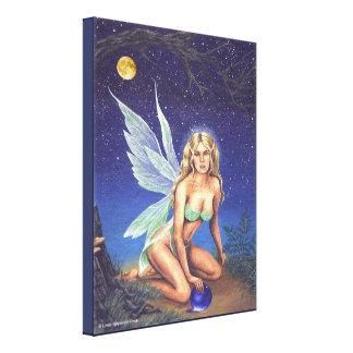 Fairy Nocturne Canvas Print