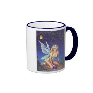 Fairy Nocturne Ringer Mug