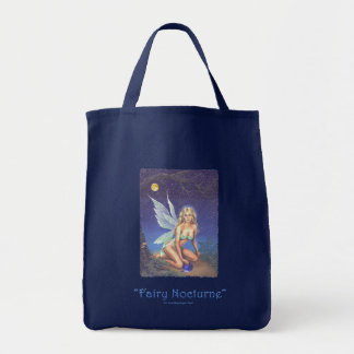 Fairy Nocturne Tote Bag