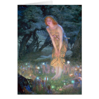 Fairy Note Card Cards