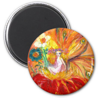 FAIRY OF FLOWERS, Magnet