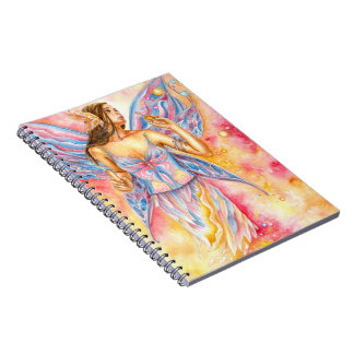 Fairy of the bubbles notebook