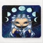 """""""Fairy of the Changing Moons"""" Mousepad"""