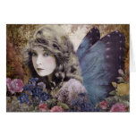 Fairy of the Flowers Card