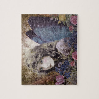 Fairy of the Flowers Puzzle