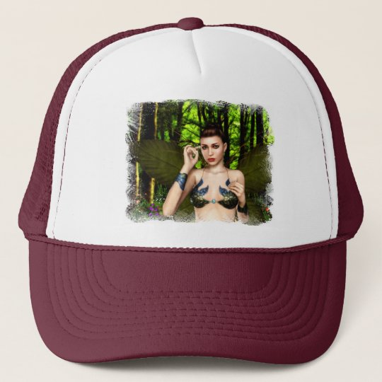 Fairy of the Forest Glade Cap