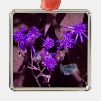 Fairy of the Forest Metal Ornament