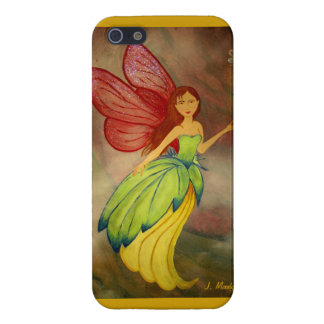 Fairy of the Mist Cover For iPhone SE/5/5s