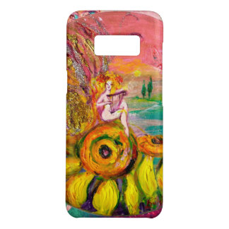 FAIRY OF THE SUNFLOWERS Pink Yellow Fantasy Case-Mate Samsung Galaxy S8 Case