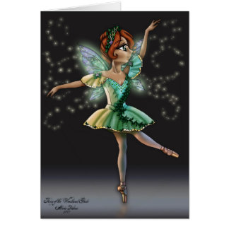 Fairy of the Woodland Glade Greeting Card
