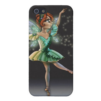 Fairy of the Woodland Glade iPhone Case