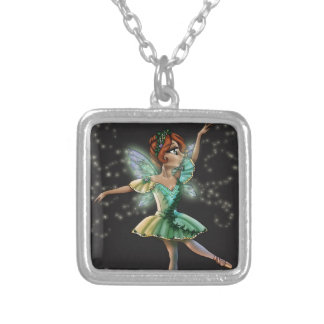 Fairy of the Woodland Glade Necklace