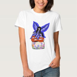 Fairy on Mushroom shirt