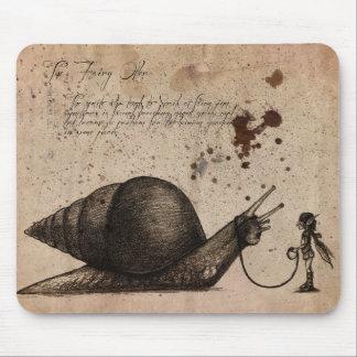 Fairy Ostler Mouse Pad