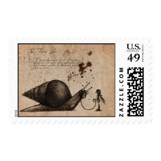 Fairy Ostler Postage