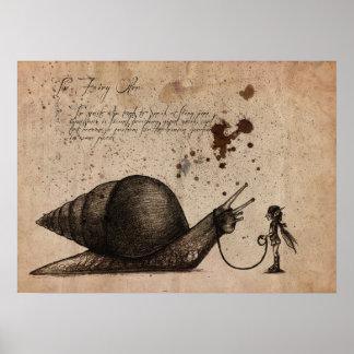 Fairy Ostler Print