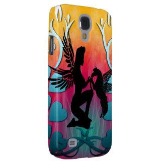 Fairy & Pegasus Samsung S4 Case