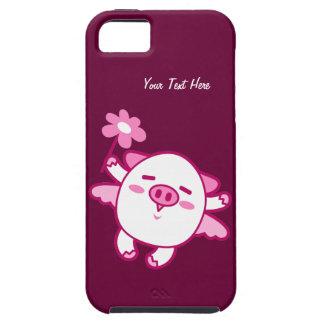Fairy Pig (customizable) iPhone SE/5/5s Case