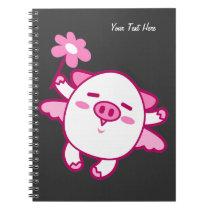 Fairy Pig Notebook