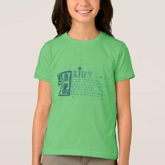 Fairy Poem T-Shirt