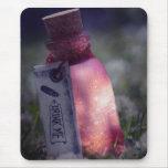 Fairy poison mouse pad