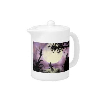 Fairy pond Teapot