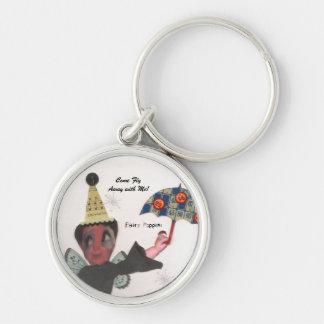 Fairy Poppins Keychain
