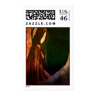 Fairy Postage Stamp