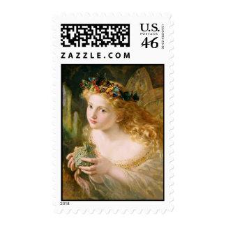 Fairy Stamp