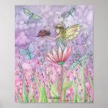 Fairy Poster A Friendly Encounter Fairies
