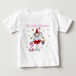 Fairy Princess 2nd Birthday Tshirts and Gifts