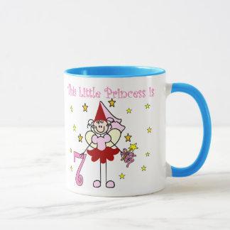 Fairy Princess 7th Birthday Mug