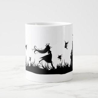 Fairy Princess and Castle Mug