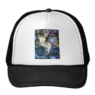 Fairy Princess and the Gnomes Trucker Hat