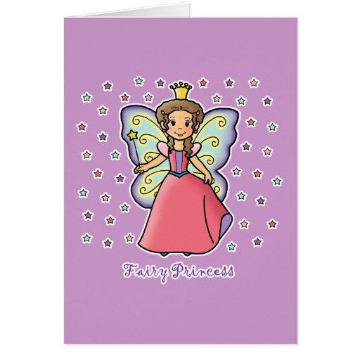 Fairy Princess Card