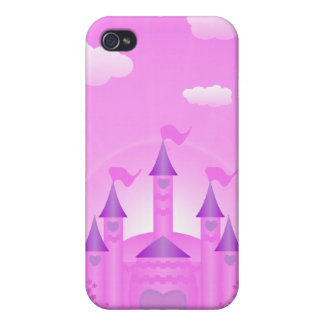 Fairy Princess Castle iPhone 4/4S Cover