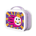 Hand shaped Fairy Princess Lunch Box