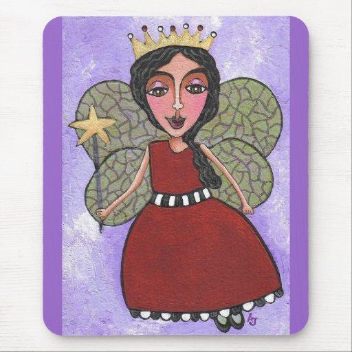 Fairy Princess - mousepad