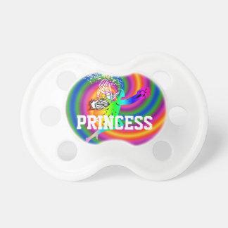 Fairy princess baby pacifier