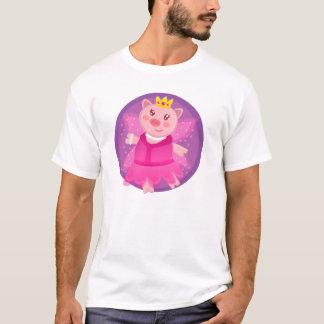 Fairy Princess Piggy T-Shirt
