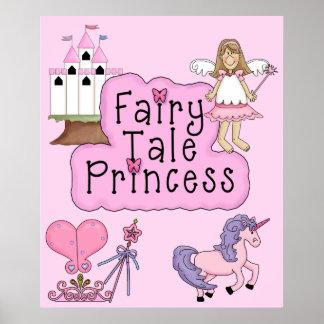 Fairy Princess Poster