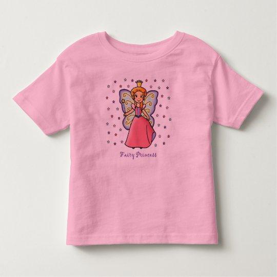 Fairy Princess Toddler T-shirt