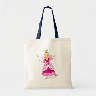 Fairy Princess Tote Bag Budget Tote Bag