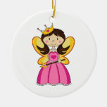 Fairy Princess with Wand Ornament