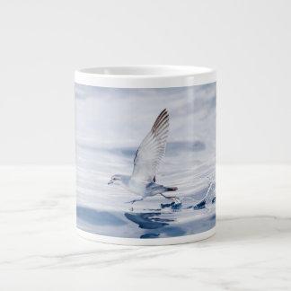 Fairy Prion Pachyptila Turtur Sea Bird Running Large Coffee Mug