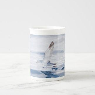 Fairy Prion Pachyptila Turtur Sea Bird Running Tea Cup